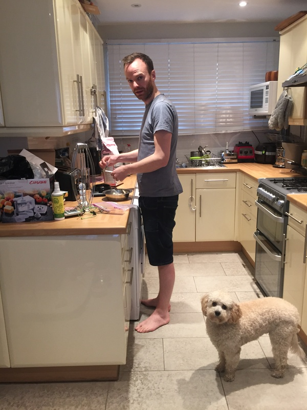 Housesitting assignment in Old Street, United Kingdom