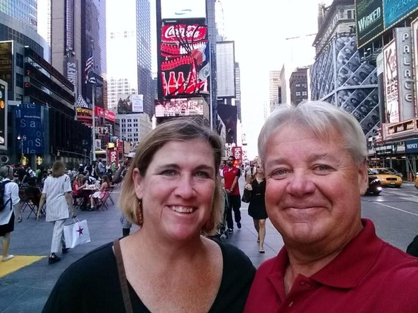 Dianne & Timothy from Rosendale Village, NY, United States