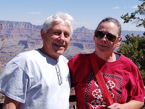 Steve & Robyn from Cohasset, MN, United States