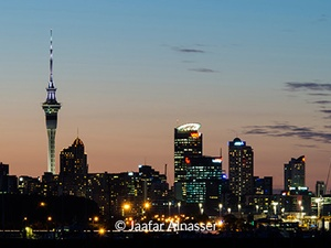 More on Auckland, New Zealand