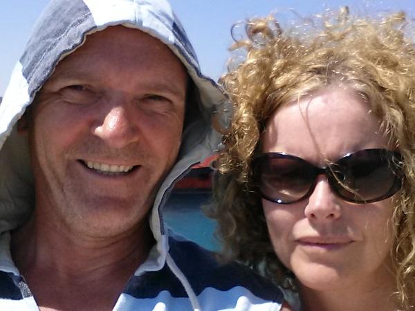 Michael & Carol from Johnstone, United Kingdom