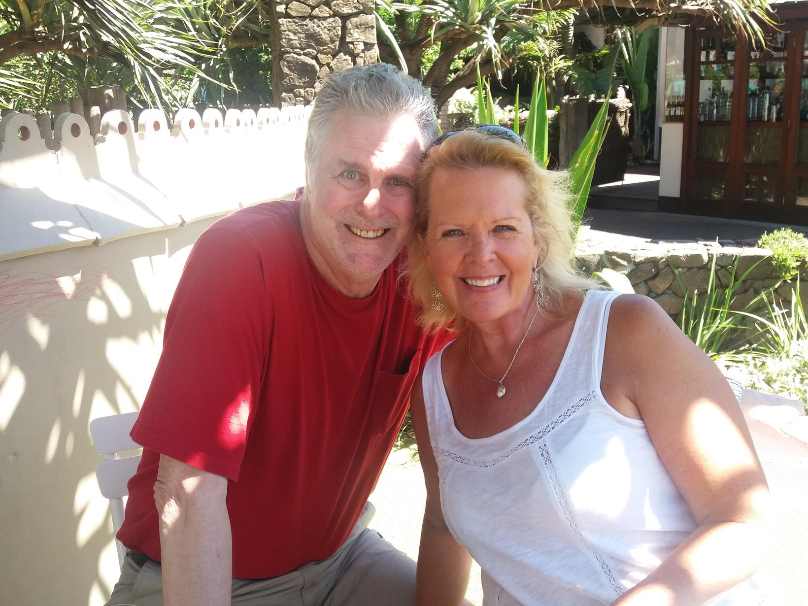 Michelle & Jim from Minneapolis, Minnesota, United States