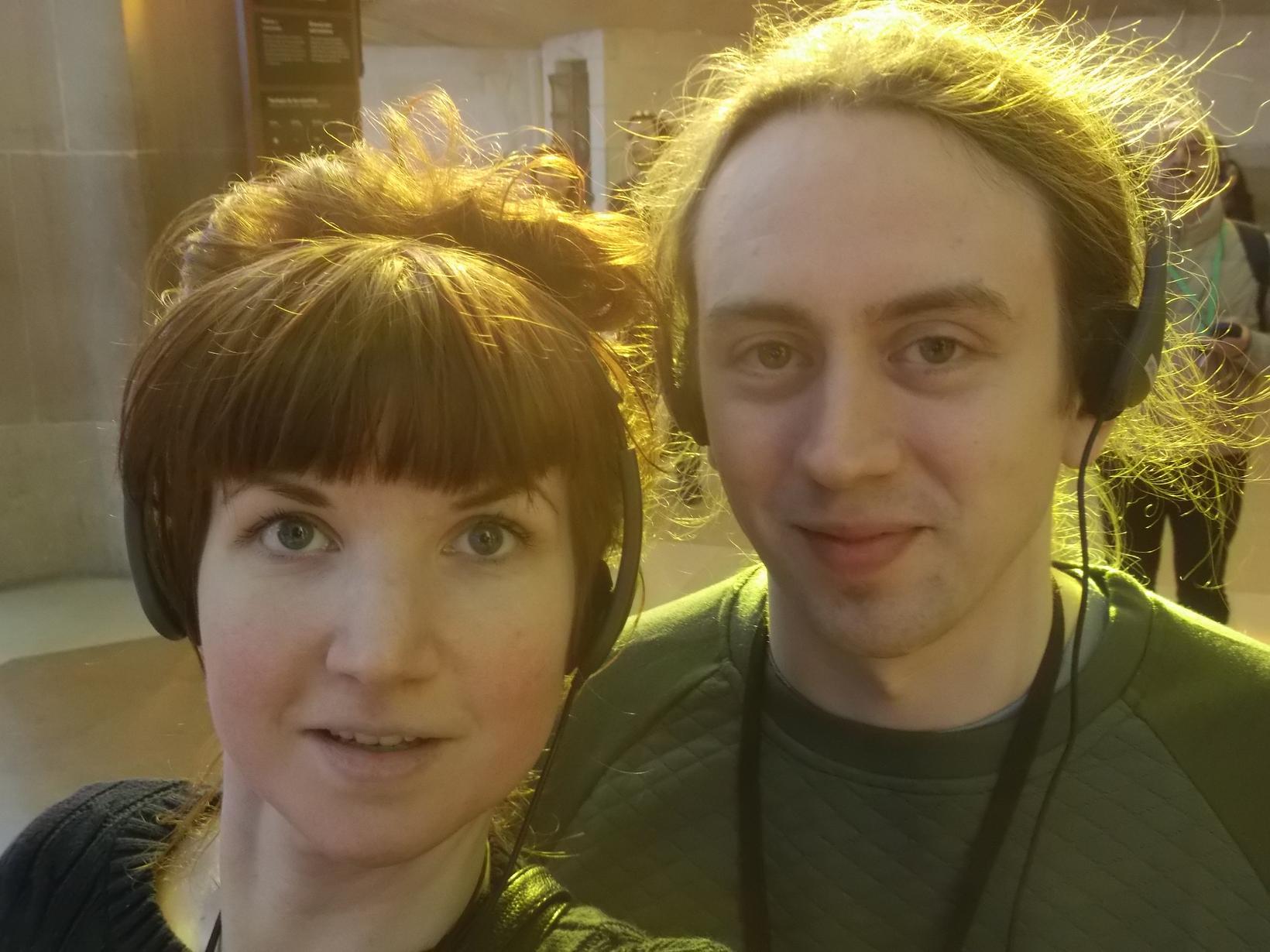 Hannah & Dominic from London, United Kingdom
