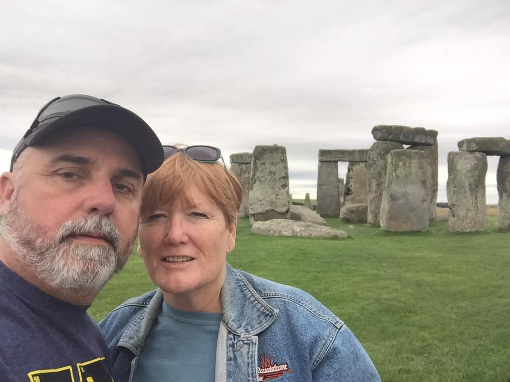 Fern & Stephen from New Orleans, Louisiana, United States