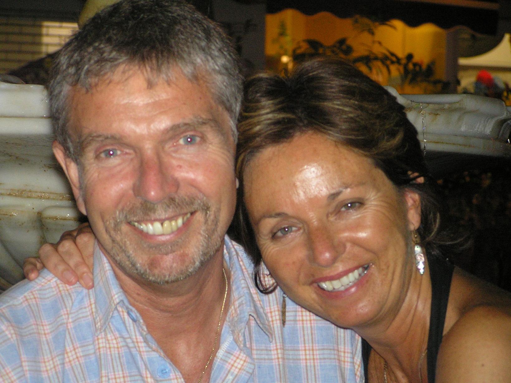 Trevor & Ann from Southampton, United Kingdom
