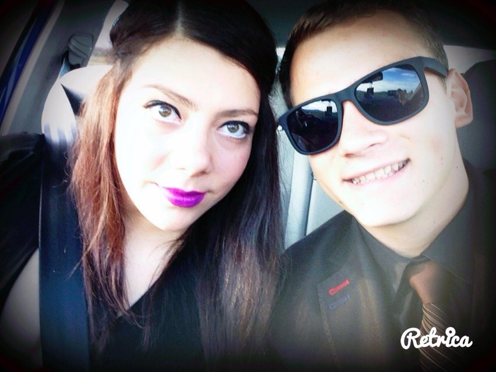 Otilia & Arpad from Gheorgheni, Romania
