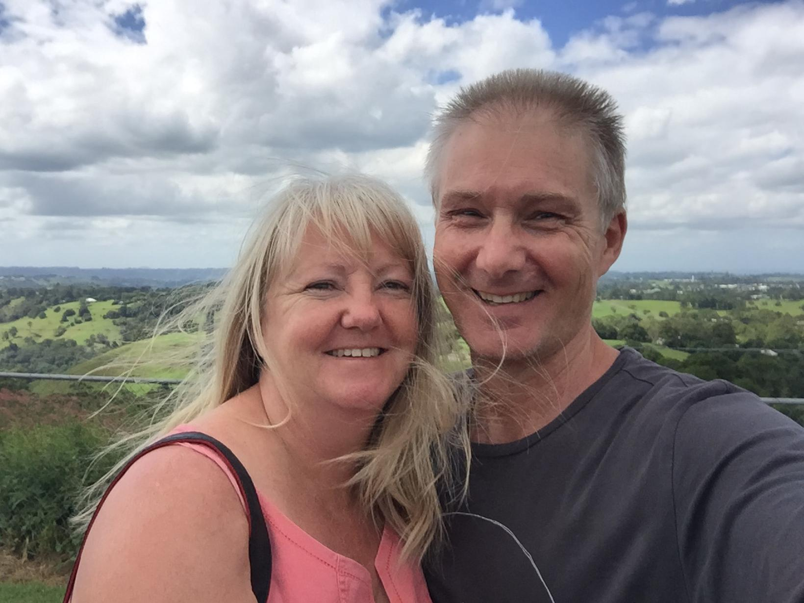 Susan & Julian from Melbourne, Victoria, Australia
