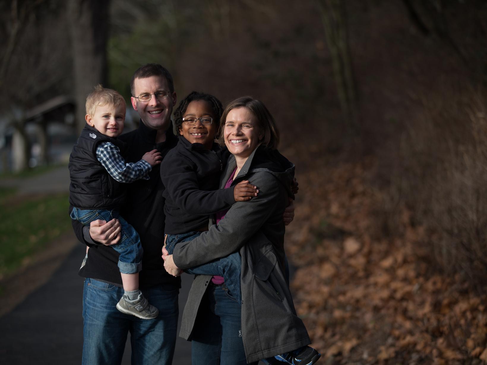 Alison & Nathan from Seattle, Washington, United States