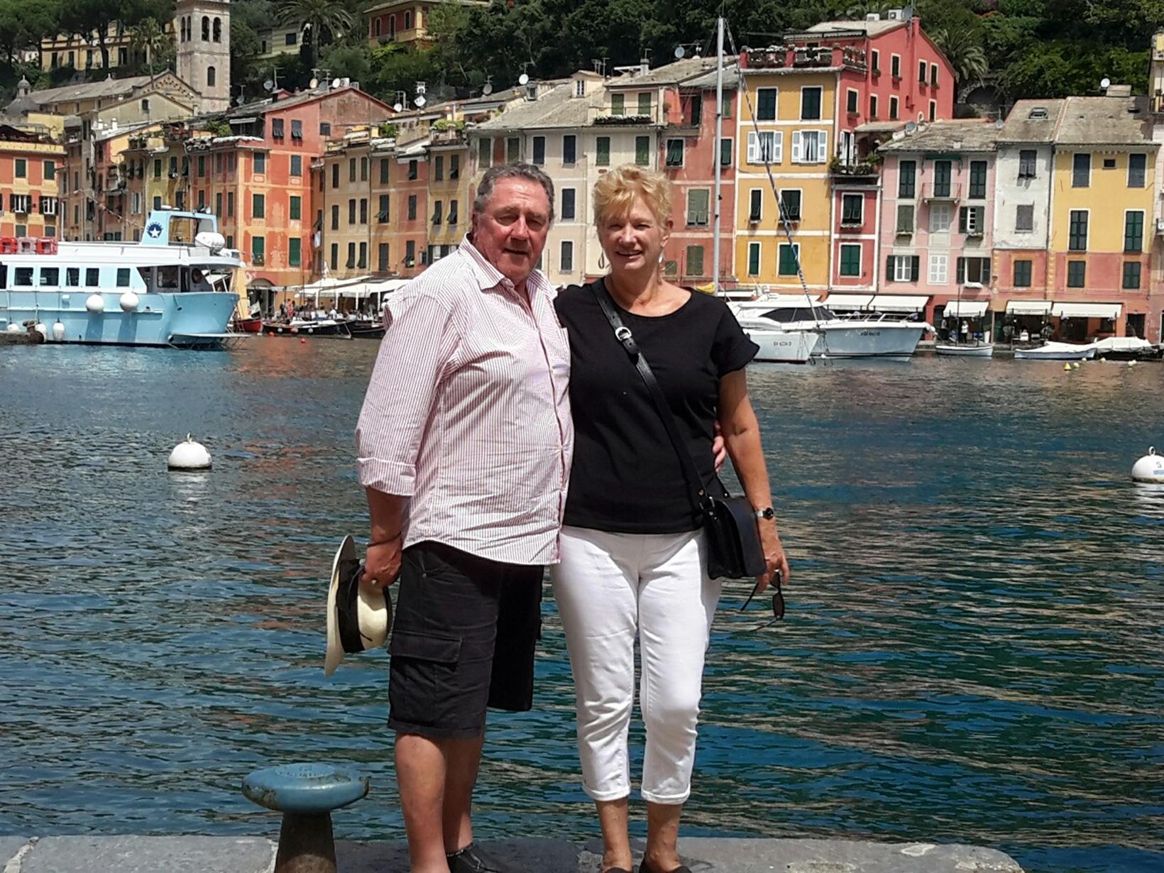 Ken & Aileen from Brisbane, Queensland, Australia