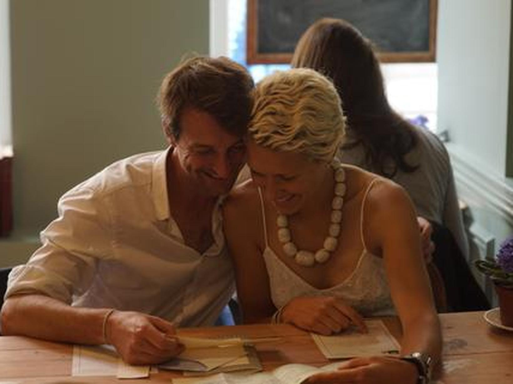 Sonia & Wouter from Covent Garden, United Kingdom