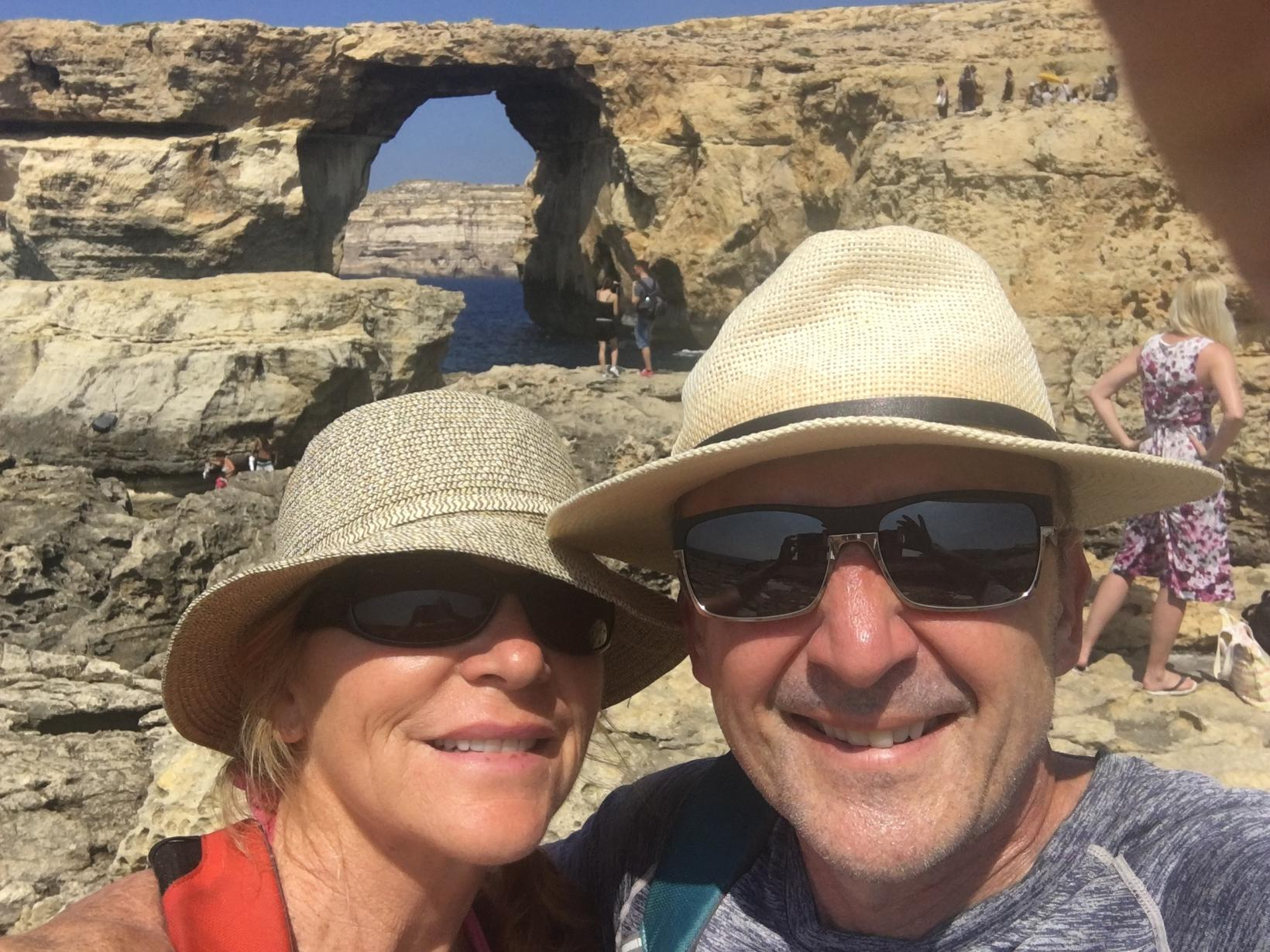Jacqueline & Peter from Vancouver, British Columbia, Canada