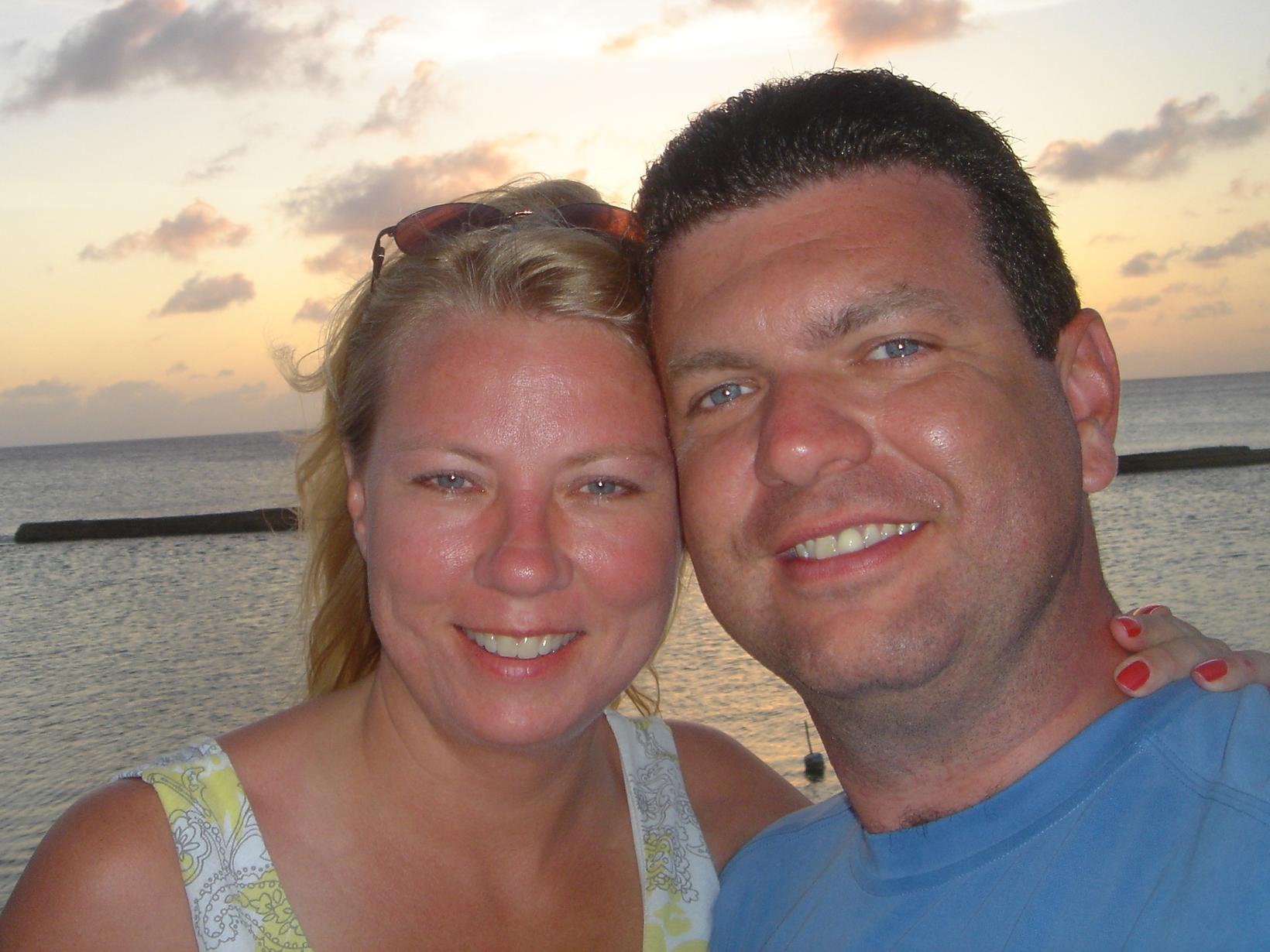 Vicki & James from Addison, Texas, United States