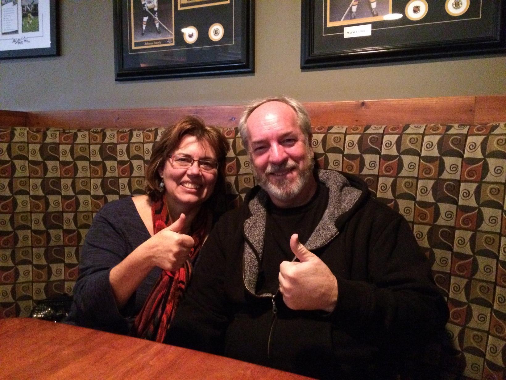 Laurie & Dana from Winnipeg, Manitoba, Canada