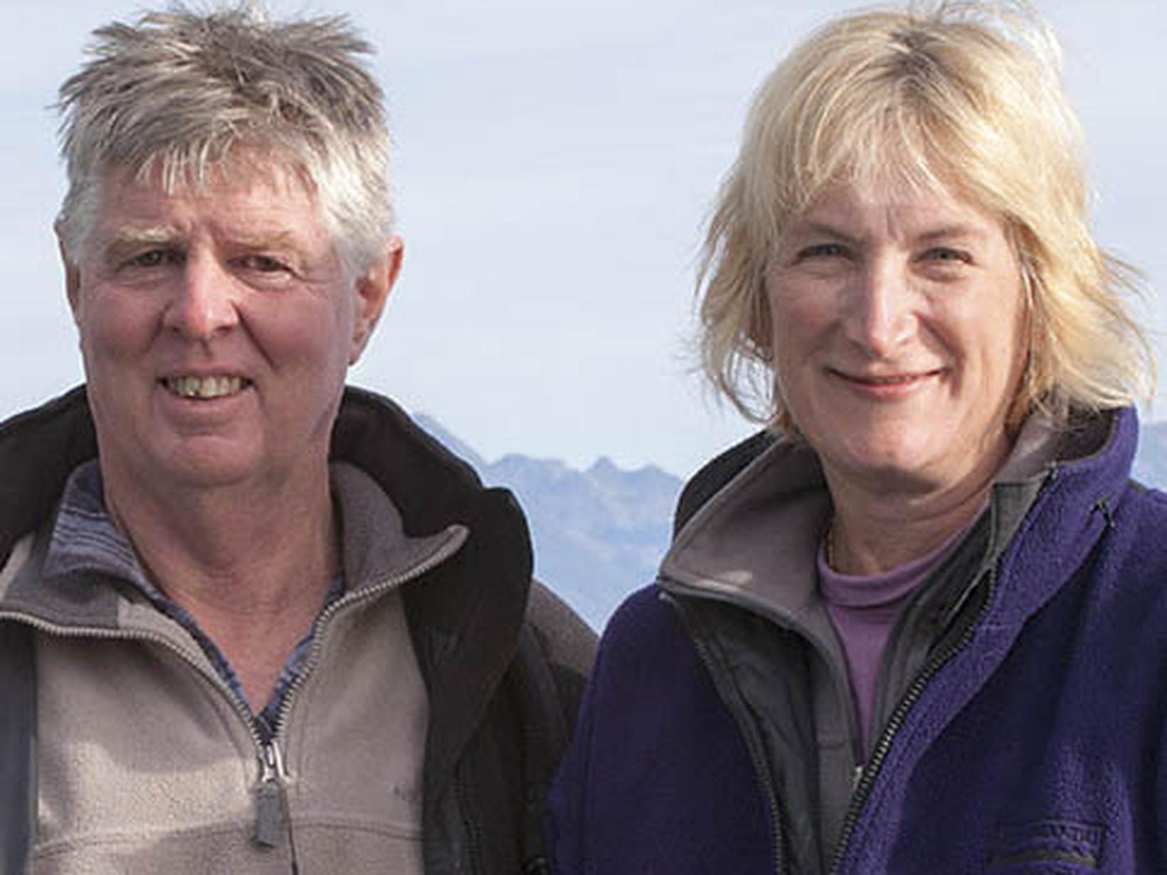 Jane & Lindsay from Melbourne, Victoria, Australia