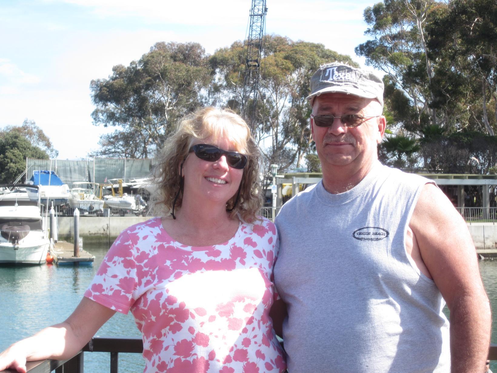 Joanne & Dennis from La Broquerie, Manitoba, Canada