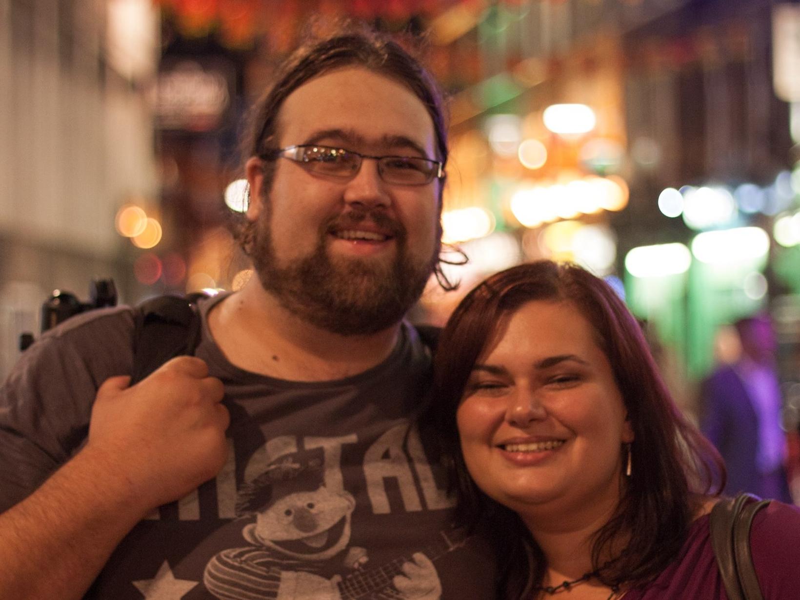 Anna & Zaavan from Macclesfield, United Kingdom