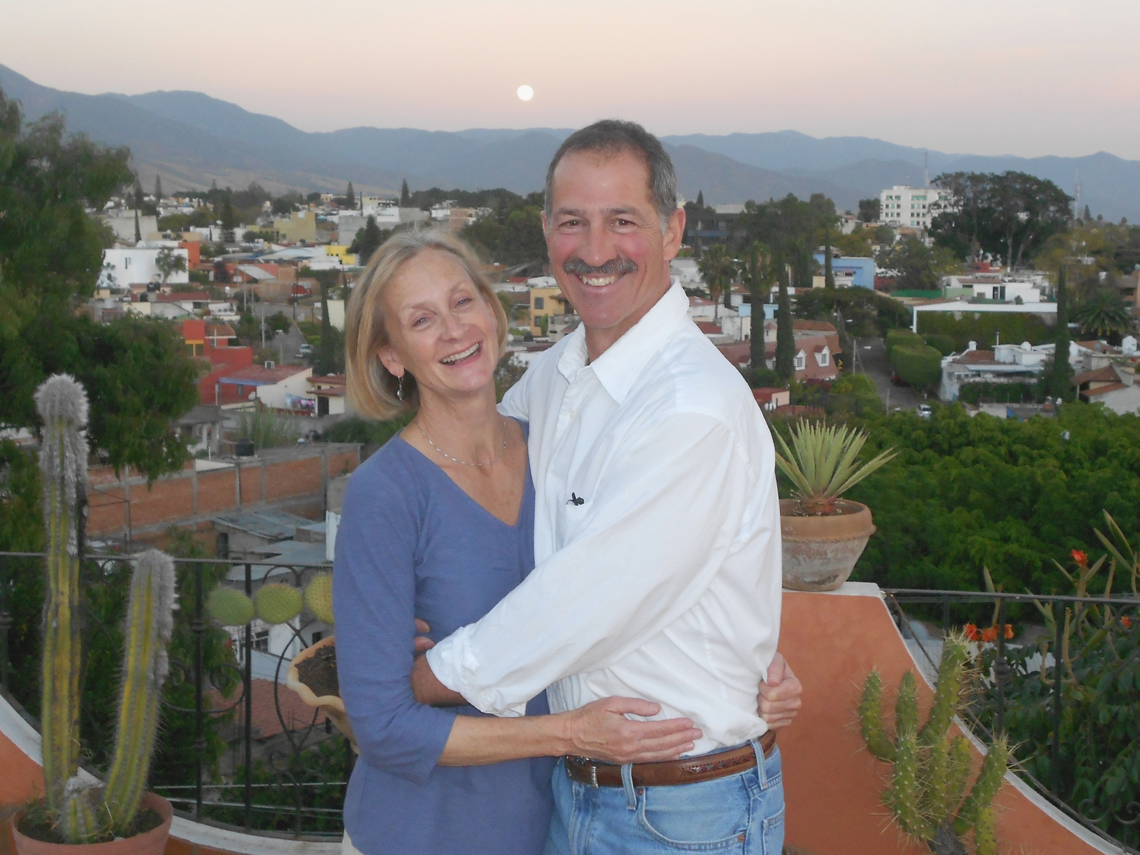 Tracey & Bill from Sisters, Oregon, United States