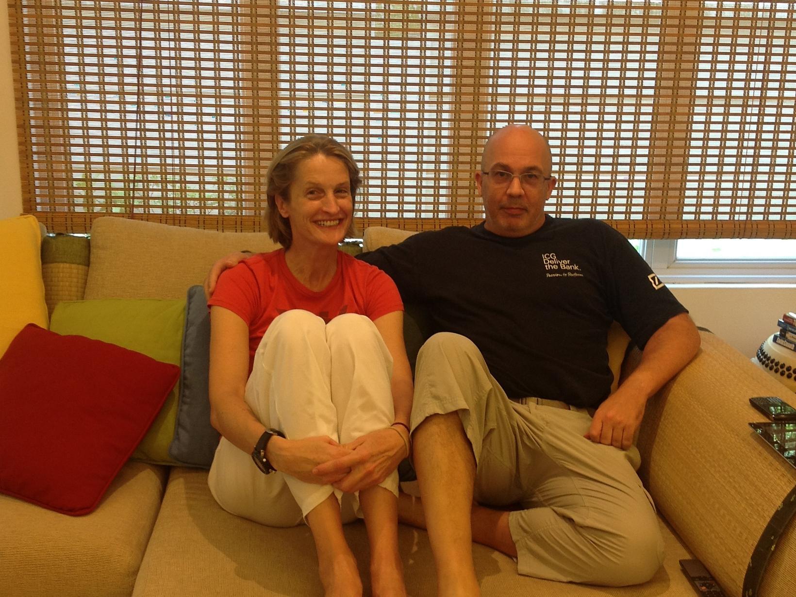Tim & Anna from London, United Kingdom