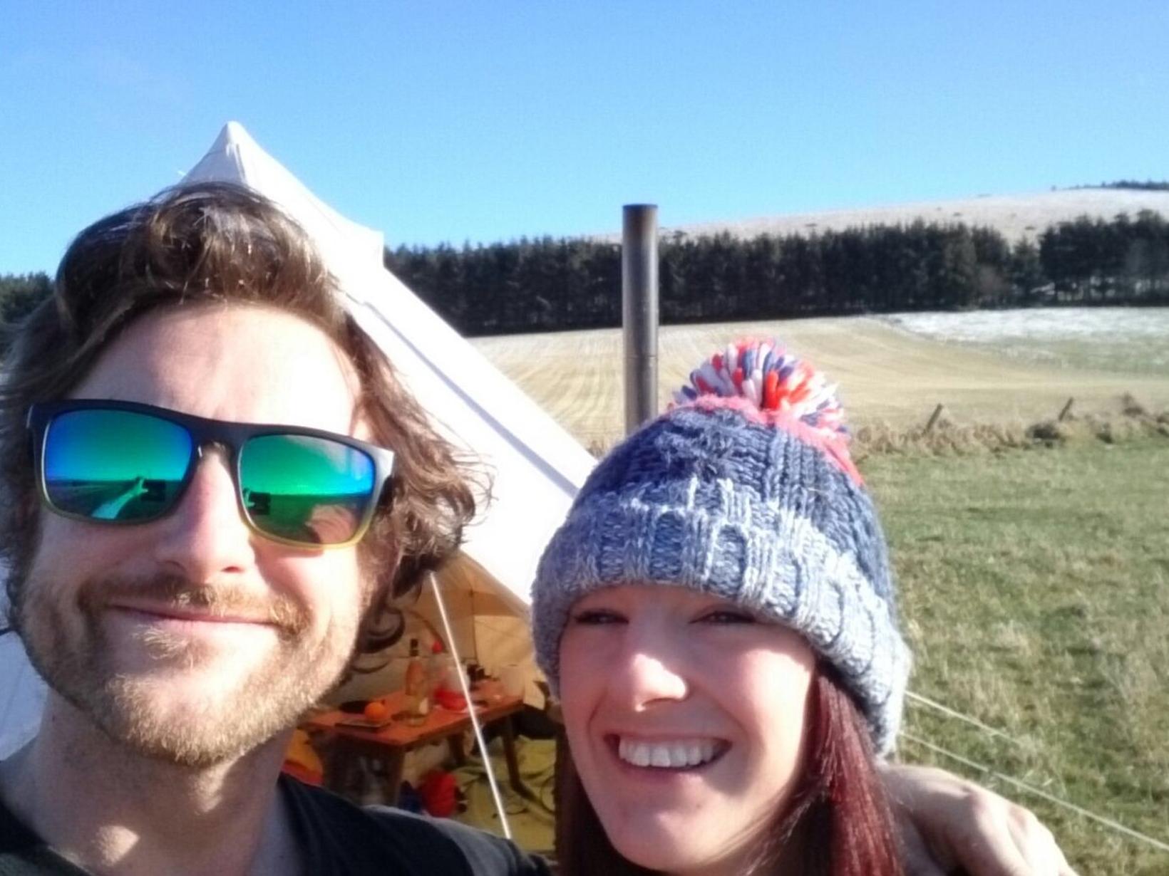 Fiona & Thomas from Scotstoun, United Kingdom