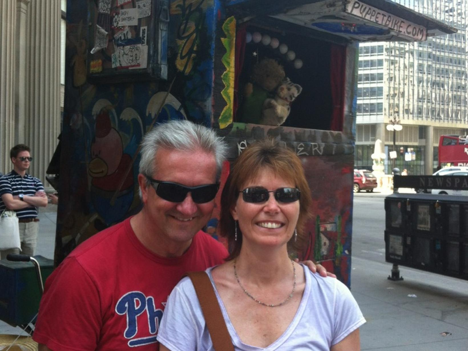 Greg & Abby from Chicago Loop, Illinois, United States