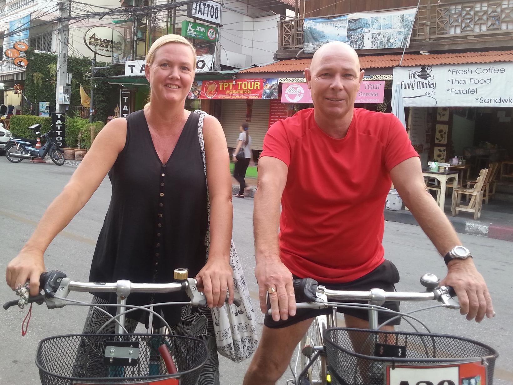 Sharon & Alistair from Brisbane, Queensland, Australia