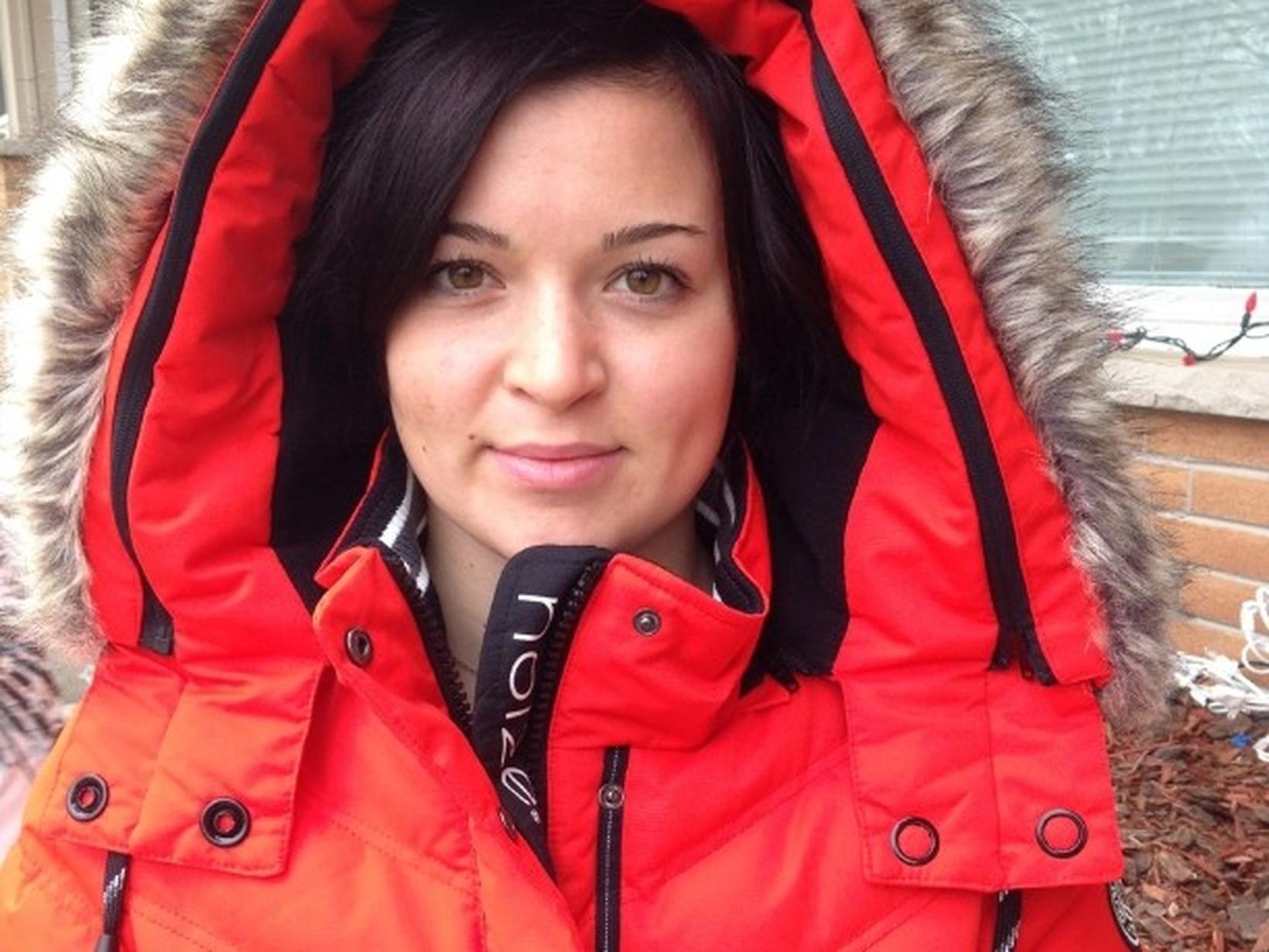 Alison from Victoria, British Columbia, Canada