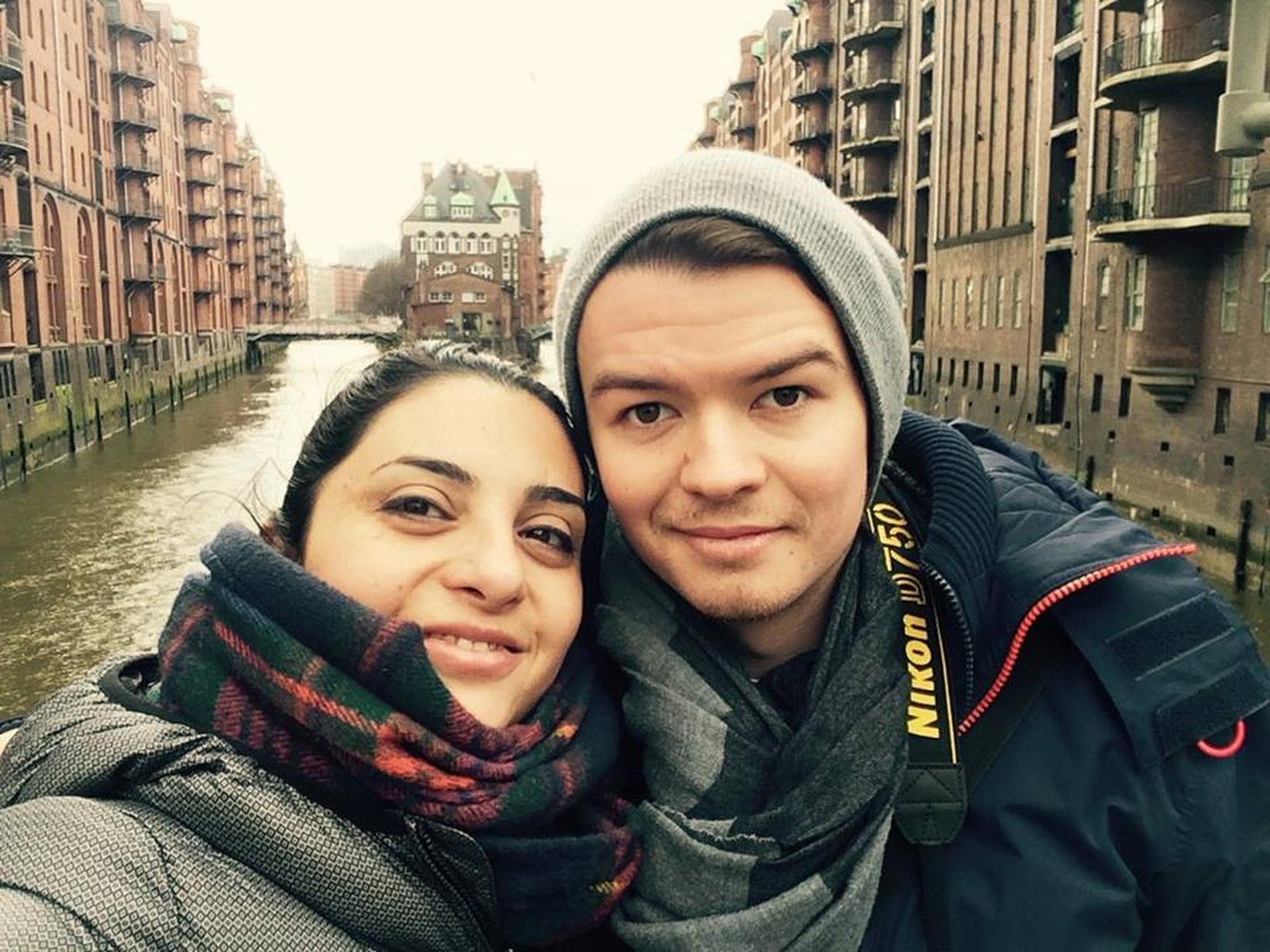Ken jun & Giulia from Neuchâtel, Switzerland