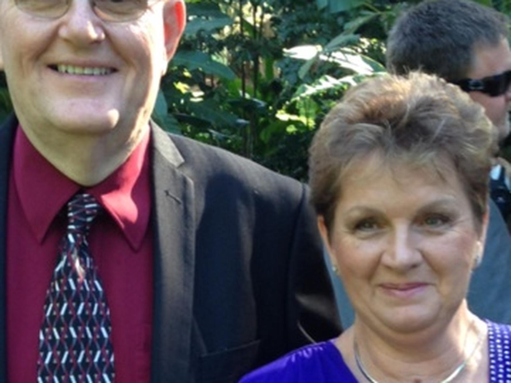 Debbie & John from Cairns, Queensland, Australia