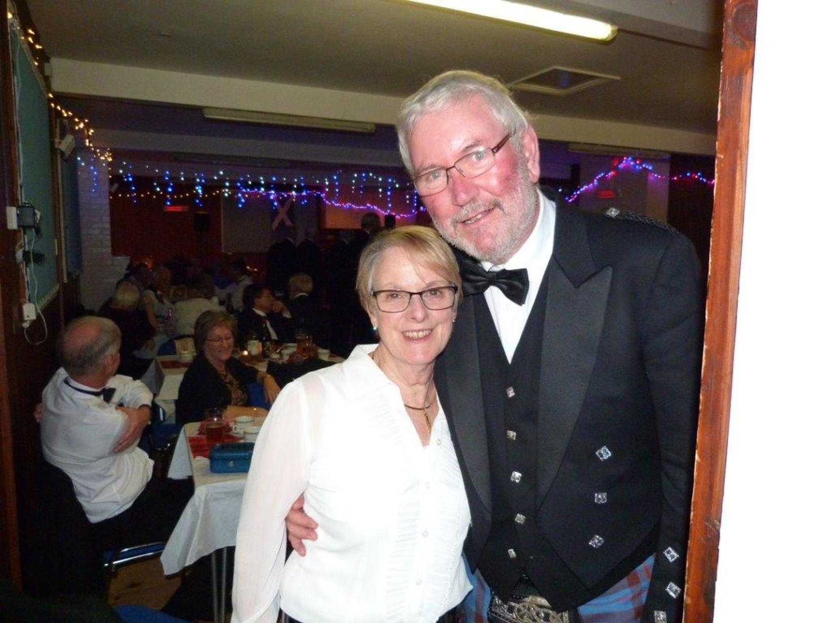 Andrew & Judith from Northampton, United Kingdom