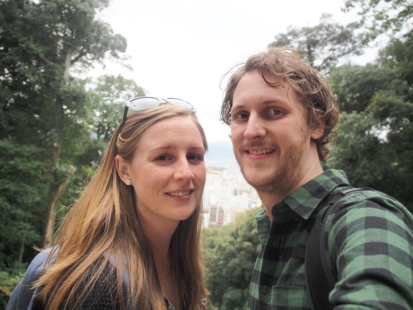 Nicole & Blair from Brunswick, Victoria, Australia