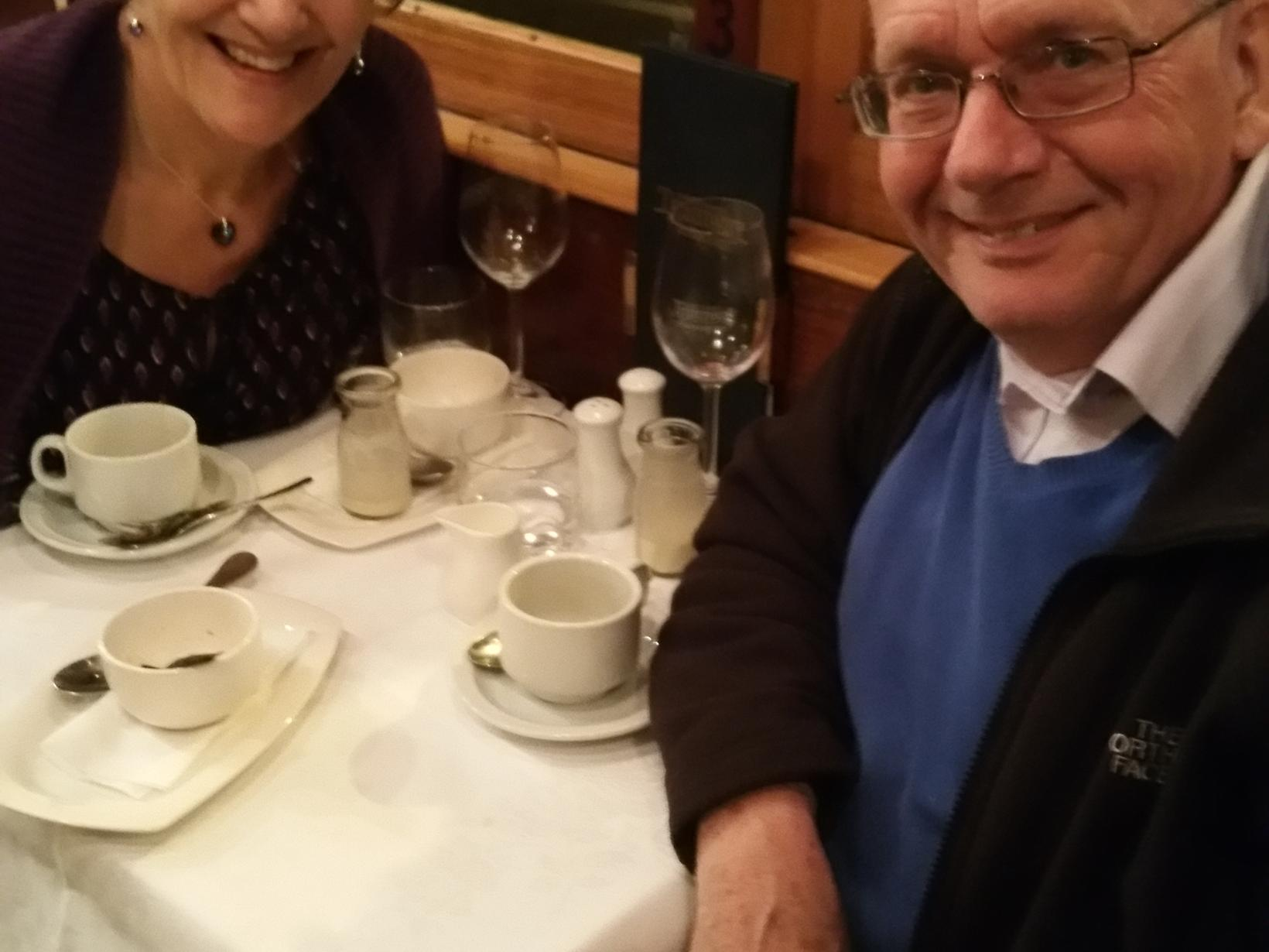 David & Janet from Havant, United Kingdom