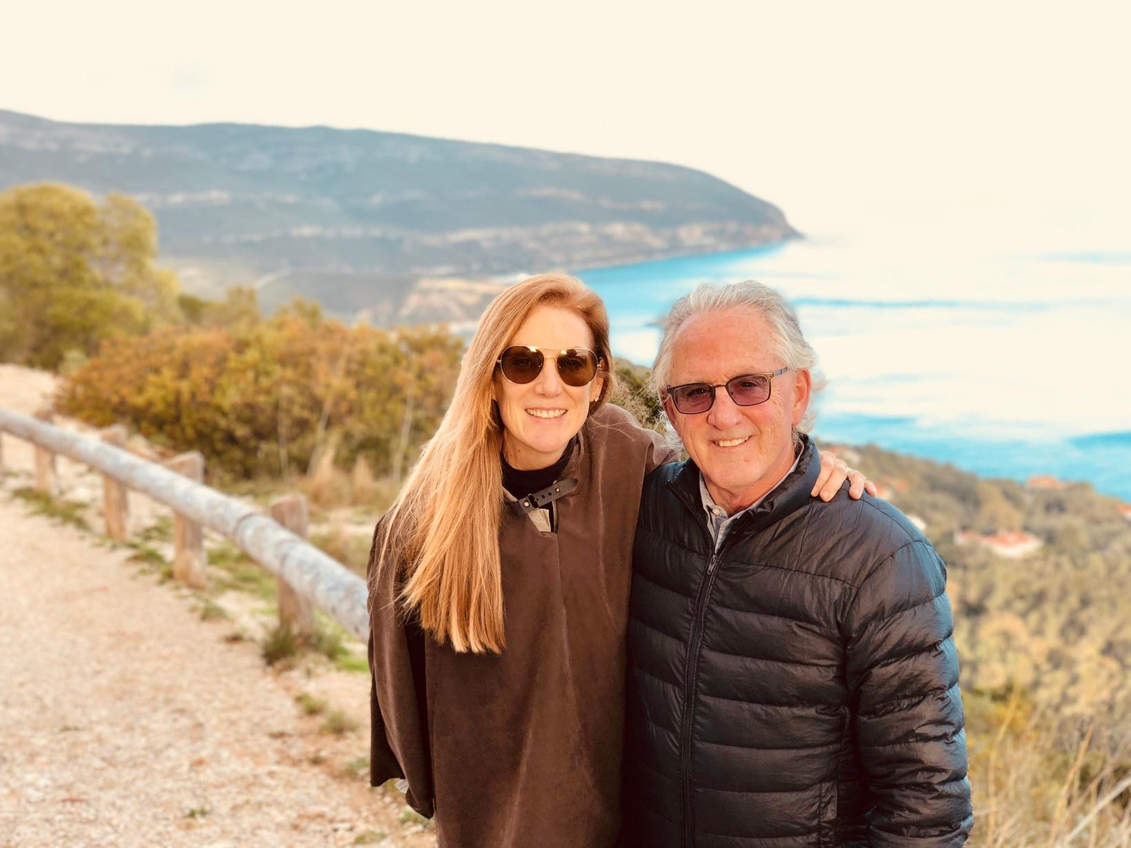 Laurie & Michael from Napa, California, United States
