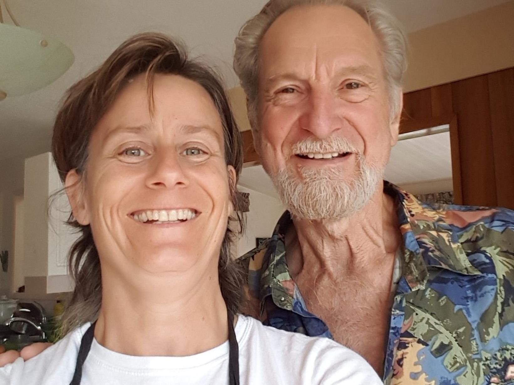 Vivian & John from Courtenay, British Columbia, Canada