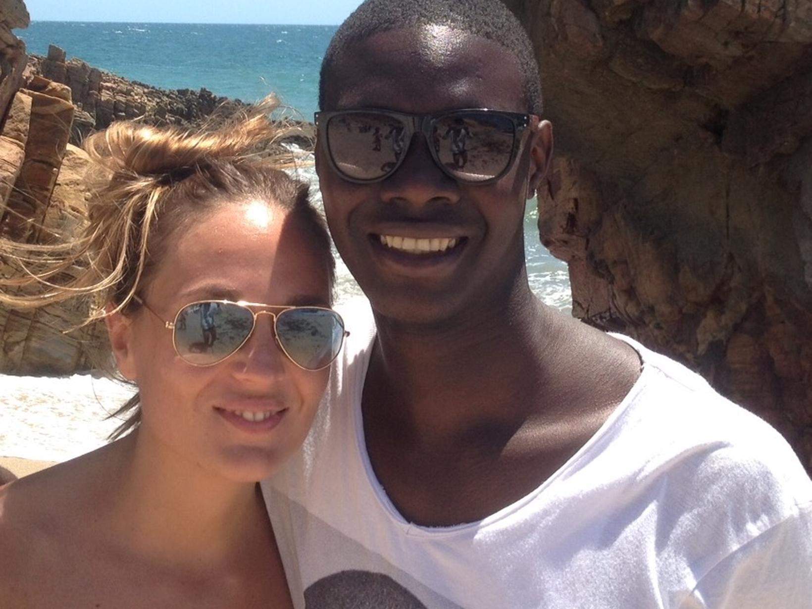 Marie & Ibrahima from Montpellier, France