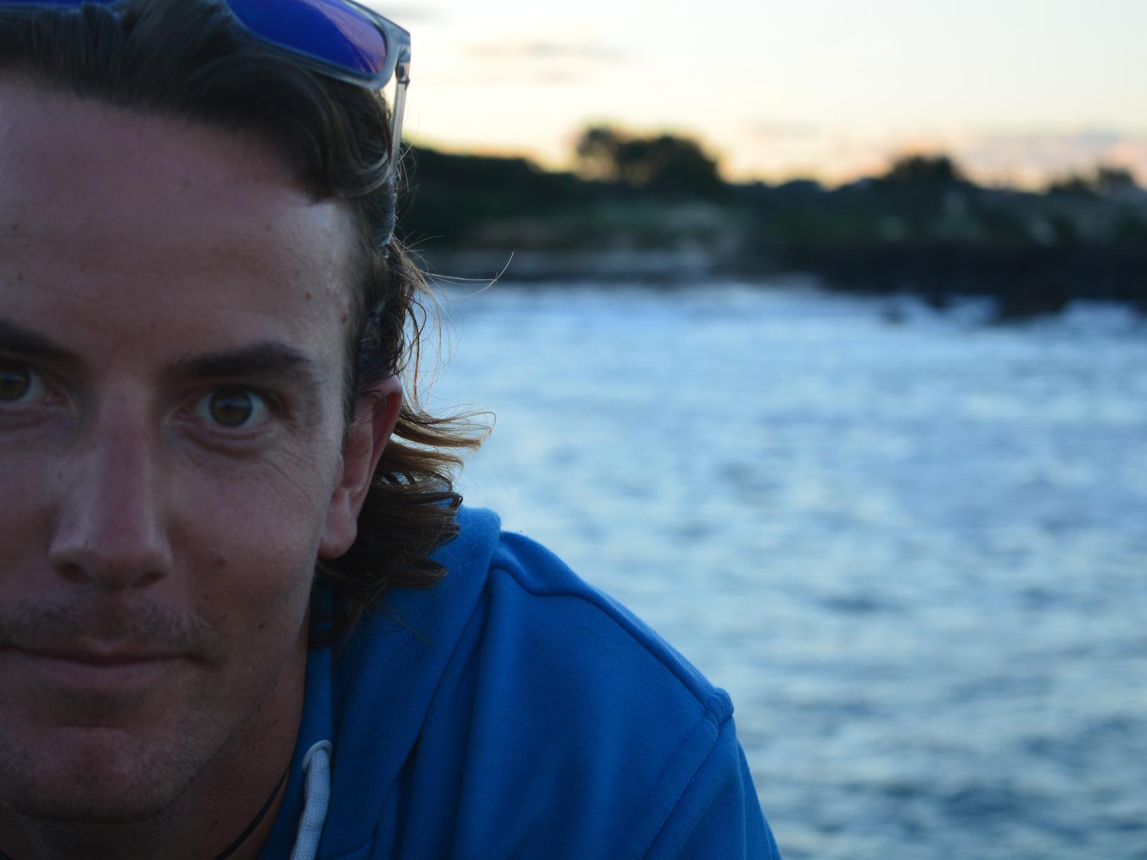 Matthew from Zürich, Switzerland