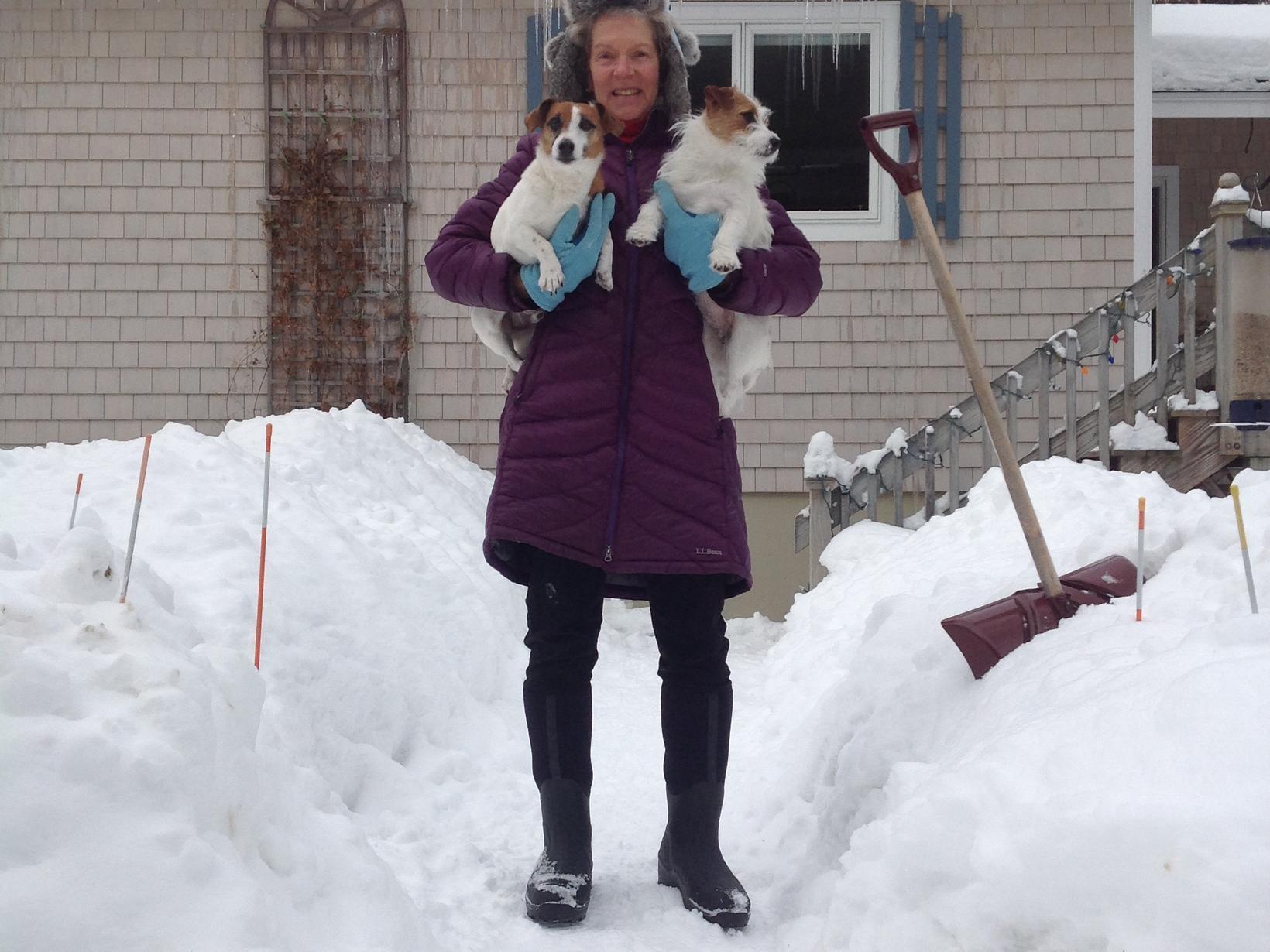 Barbara from Southwest Harbor, Maine, United States