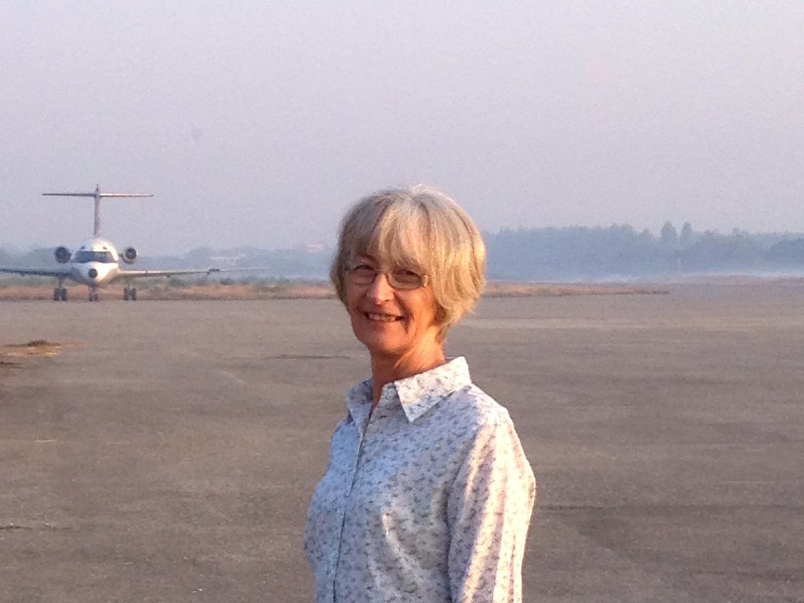 Pauline from Perth, Western Australia, Australia