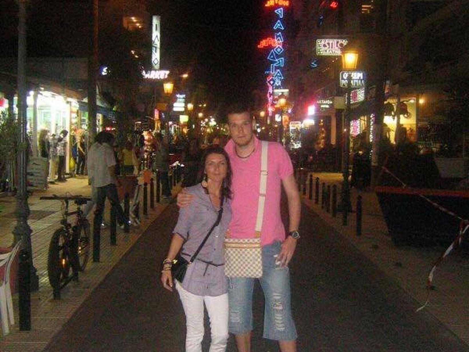 Beata & Istvan from London, United Kingdom