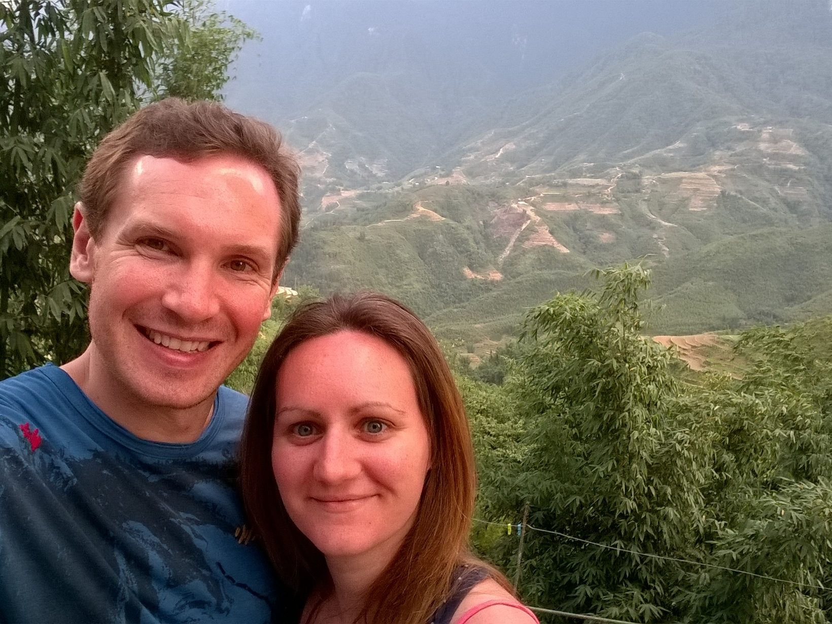 Amy & Andrew from Eastleigh, United Kingdom