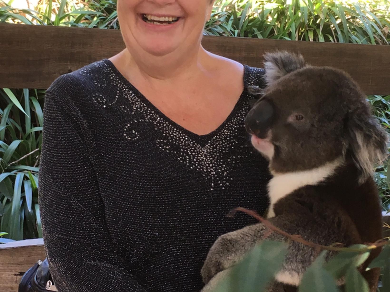 Lauretta from Brisbane, Queensland, Australia