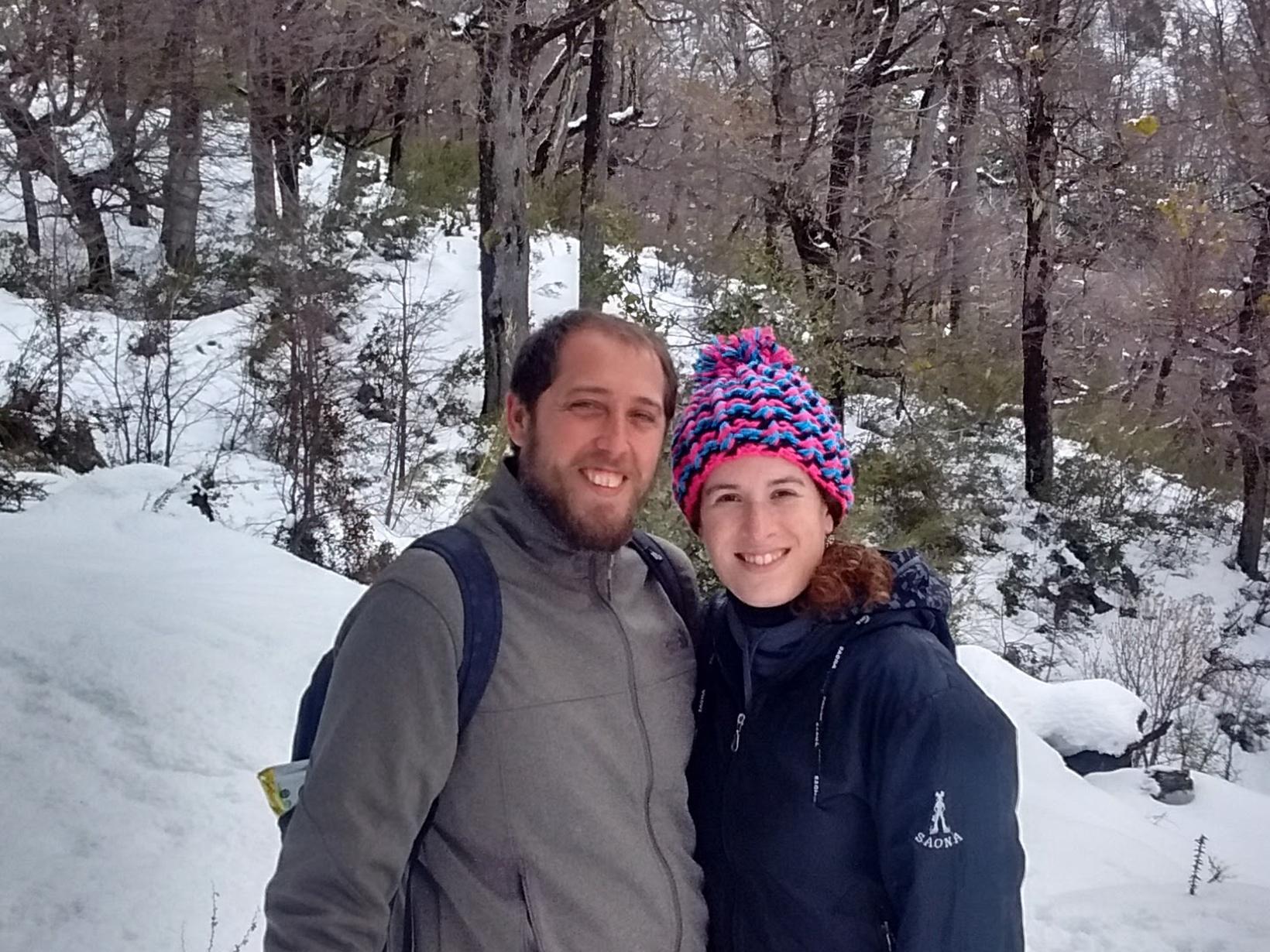Valeria & Matias from Buenos Aires, Argentina