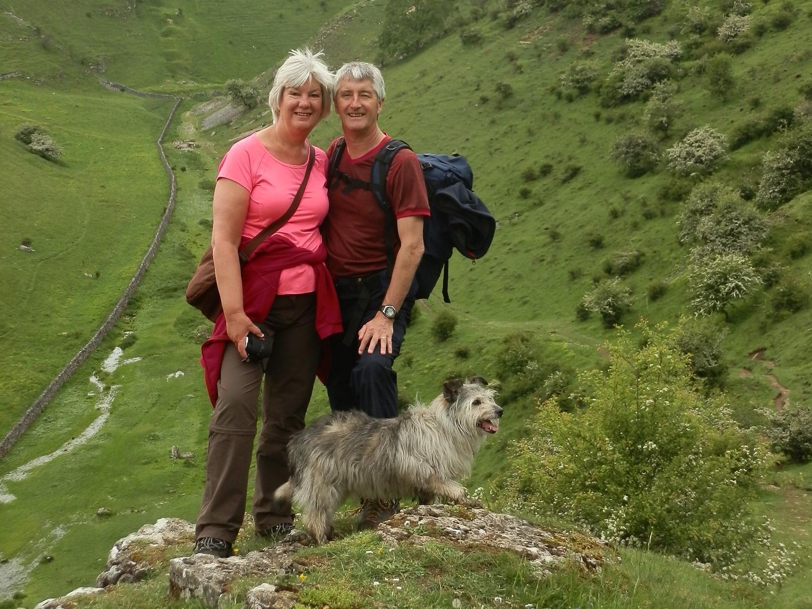 Lynne & Graham from Sheffield, United Kingdom