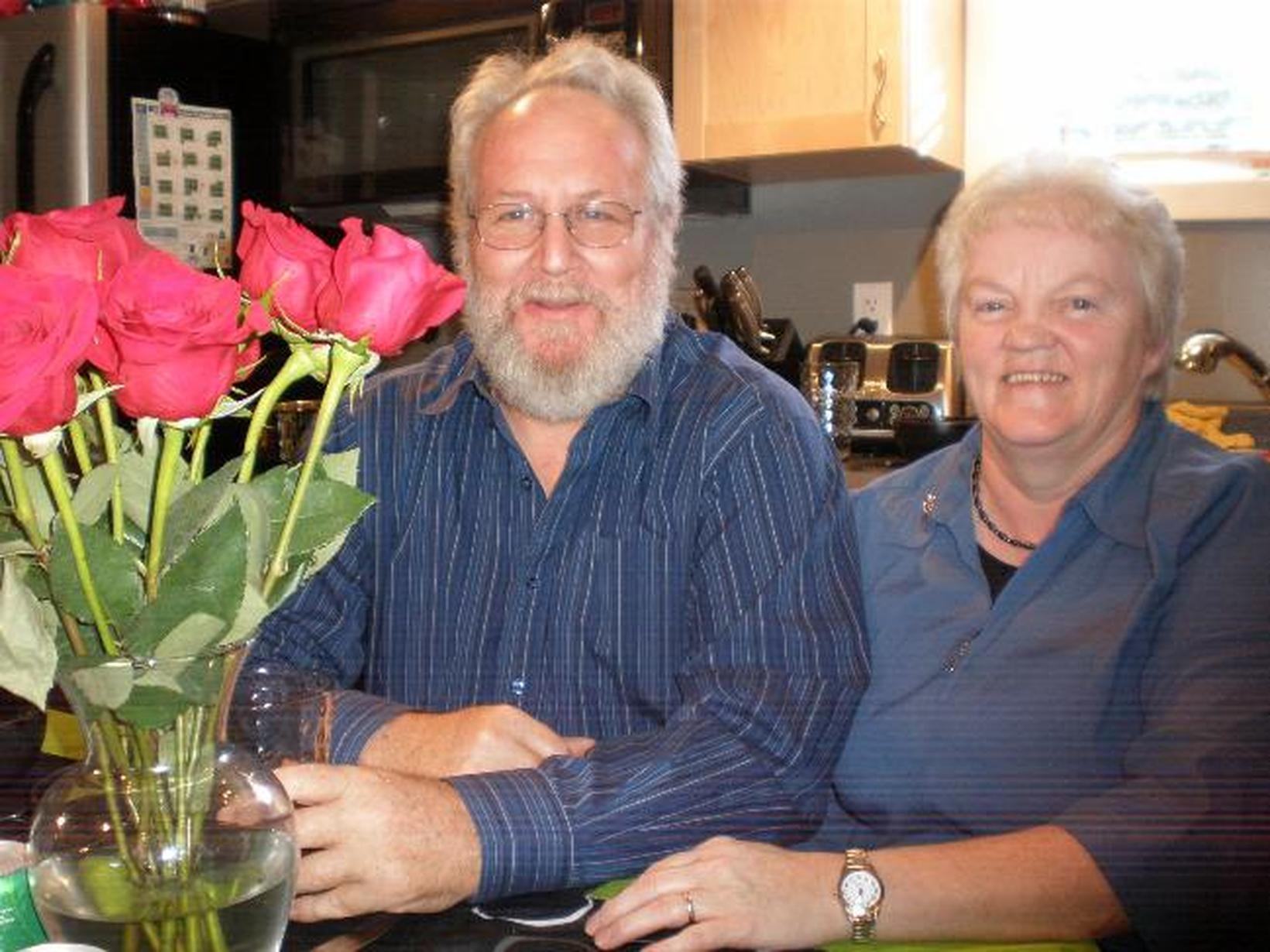 Gordon & Lorna from Whitehorse, Yukon, Canada