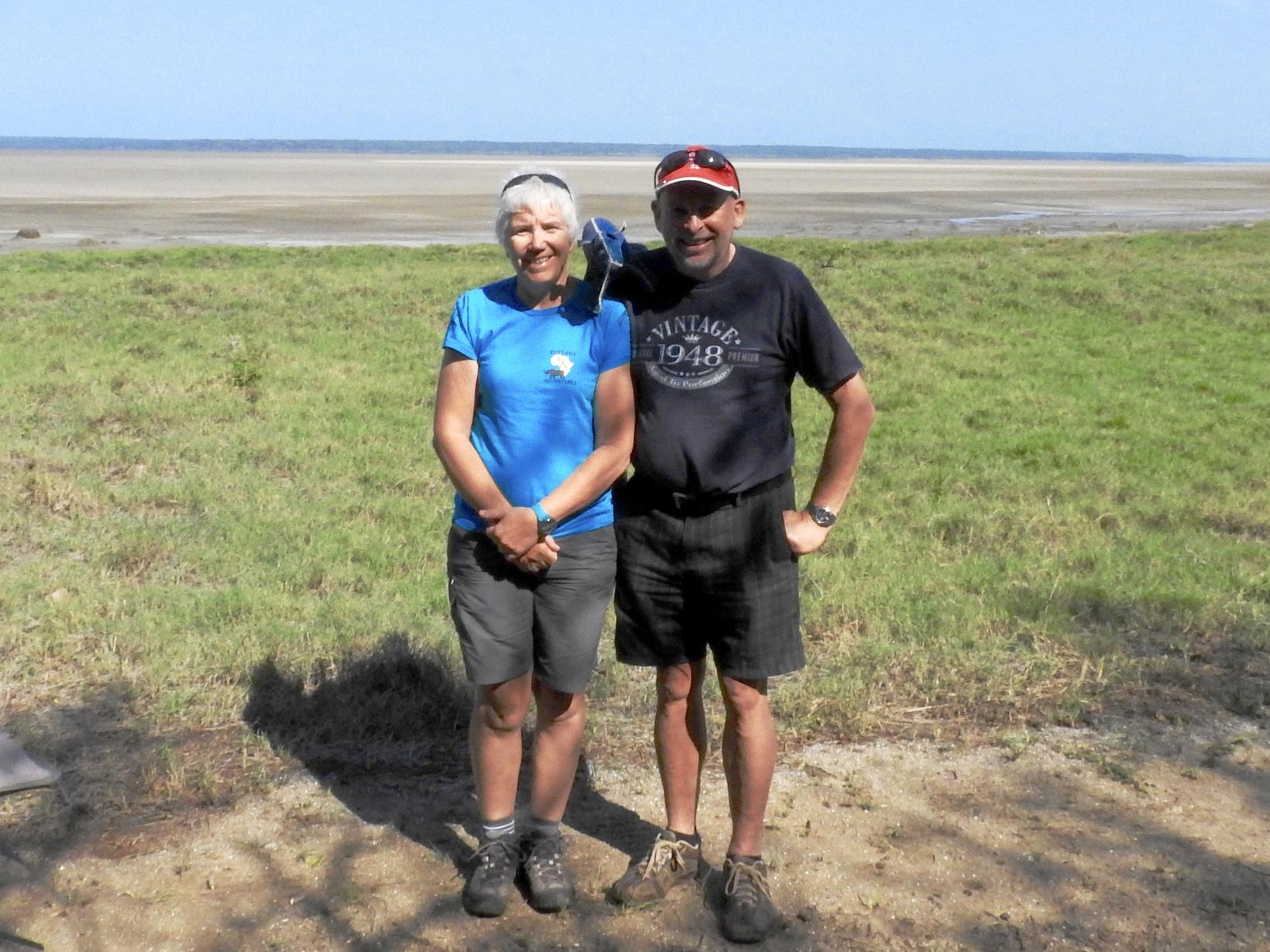 Graham & Cathy from Oxford, United Kingdom