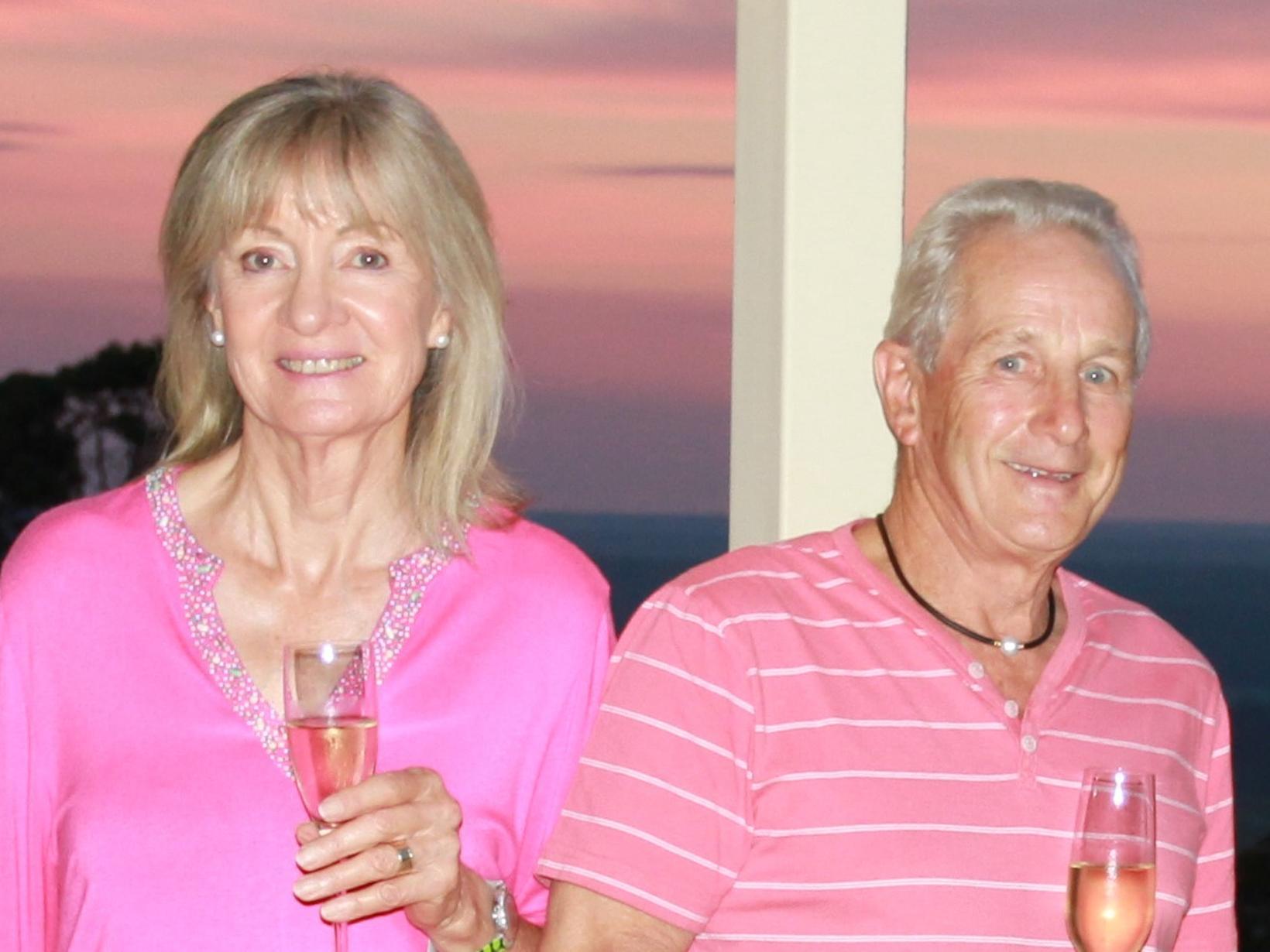 Sue & Turk from Bunbury, Western Australia, Australia