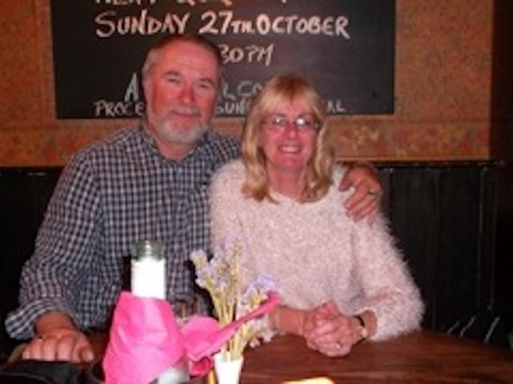 Frances & Stewart from Blackmans Bay, Tasmania, Australia