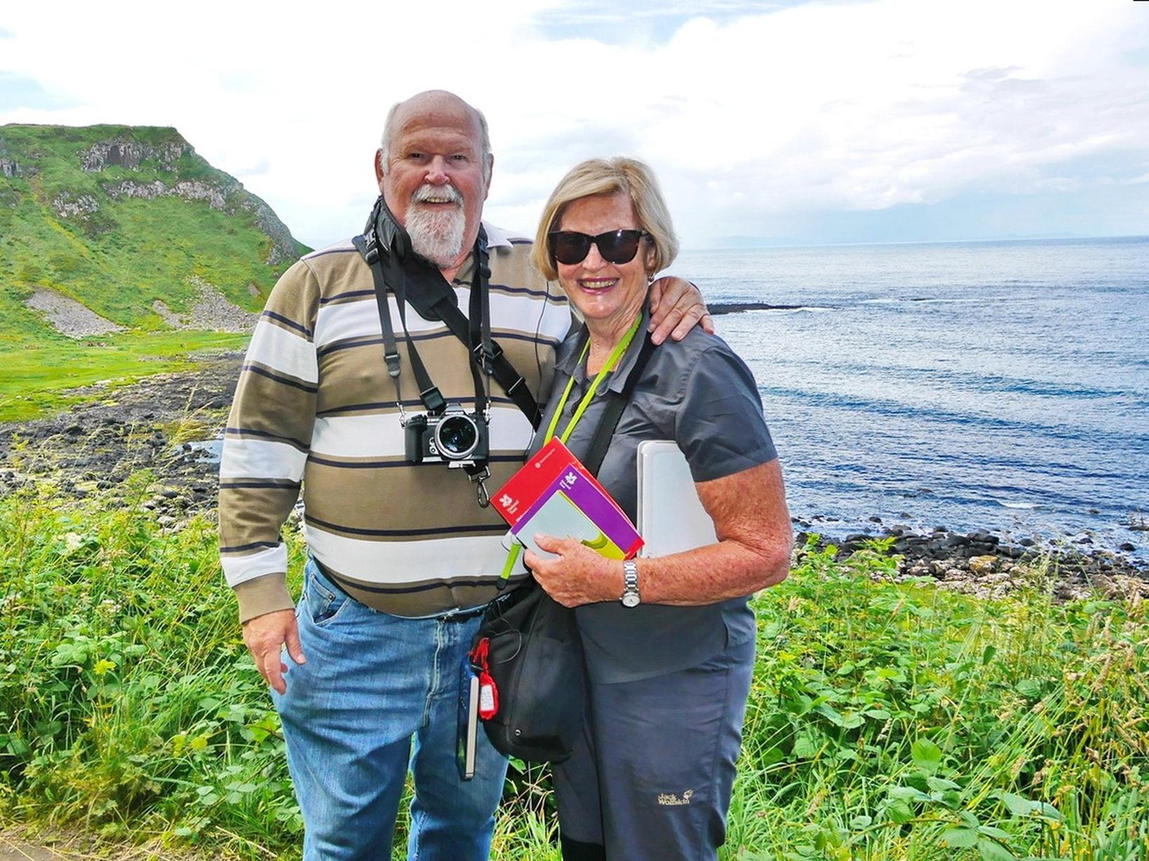 Maggie & Philip from Brisbane, Queensland, Australia