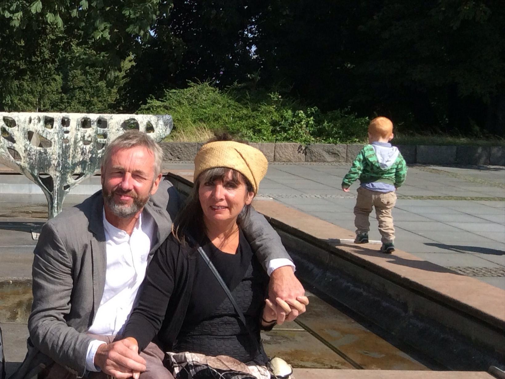 Frieda & Hans from Cork, Ireland