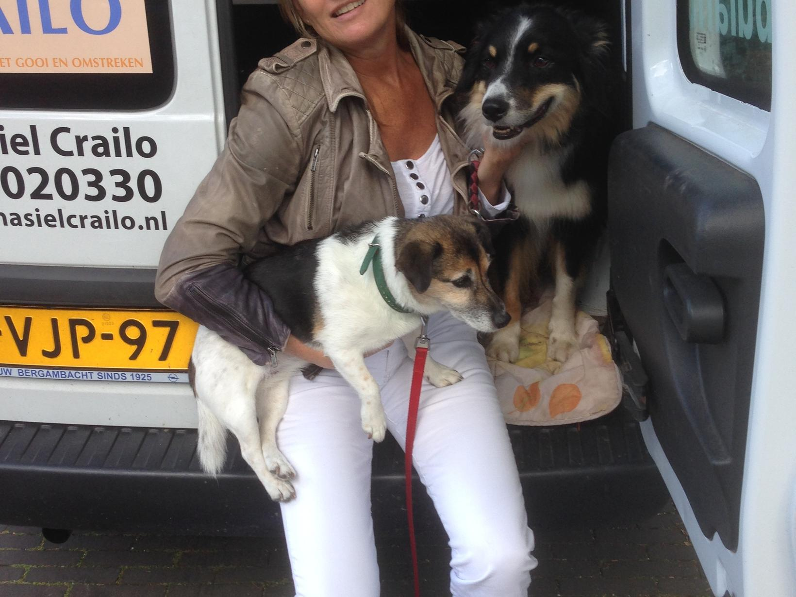Frederike from Amsterdam, Netherlands