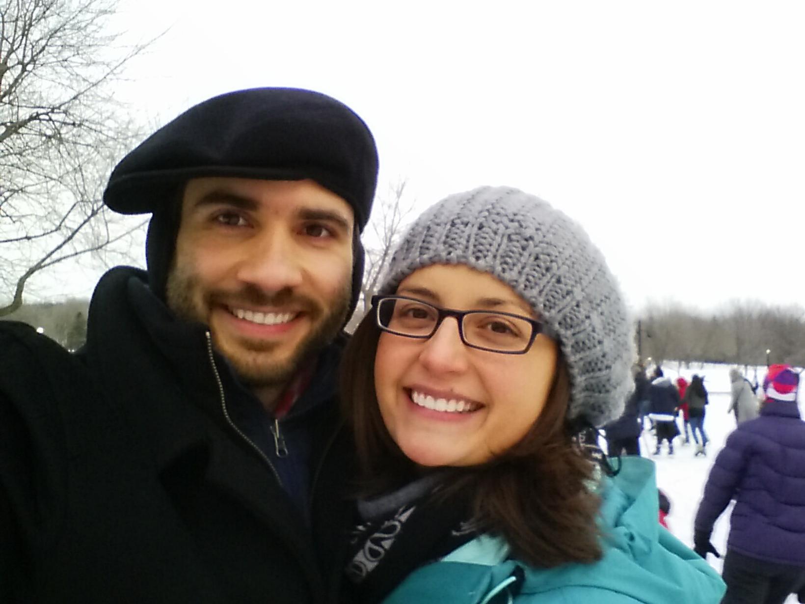Hanny & Alejandro from Falmouth, Massachusetts, United States